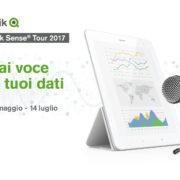 Ethica System e Qlik | Qlik Sense Tour 2017