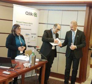 Ethica System riceve premio Qlik per il 2017