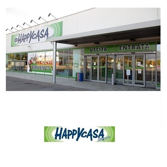 casi di studio happy casa store