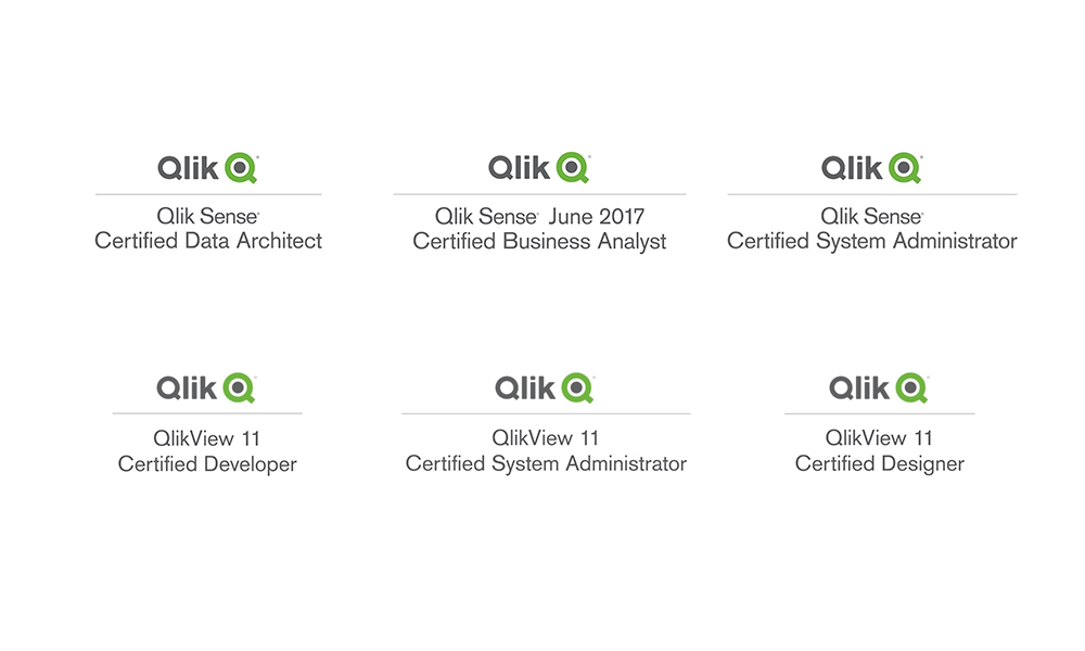 Certificazioni Qlik